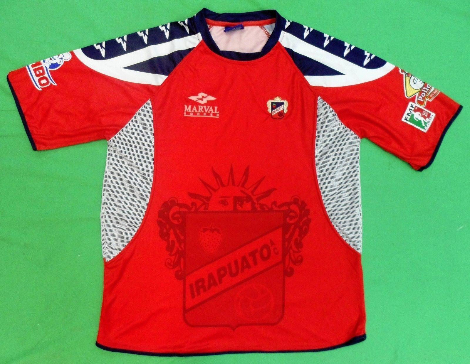 Original Authentic Marval Classic Irapuato F.C Home Jersey