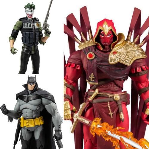 McFarlane Toys-DC Multi-UNIVERS chevalier blanc 1-Lot de 3