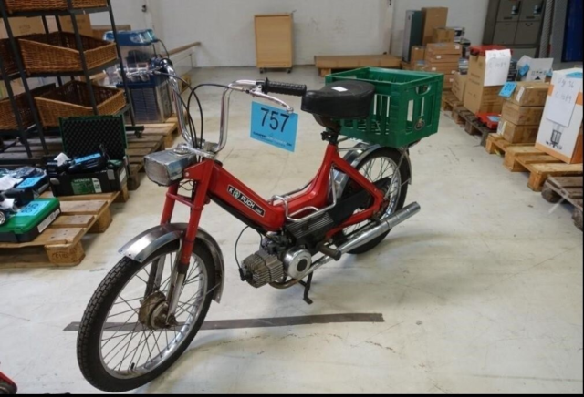 Puch Puch Maxi, 1950, Søger et puch Maxi projekt helst i…