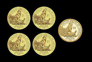 2013-P-D-S-Native-American-Sacagawea-Mint-Proof-Set-Pos-A-B-from-Mint-Rolls