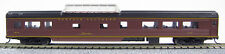 N Smooth Side Mid-Train Dome Car Norfolk Southern (Wine) (1-40244)