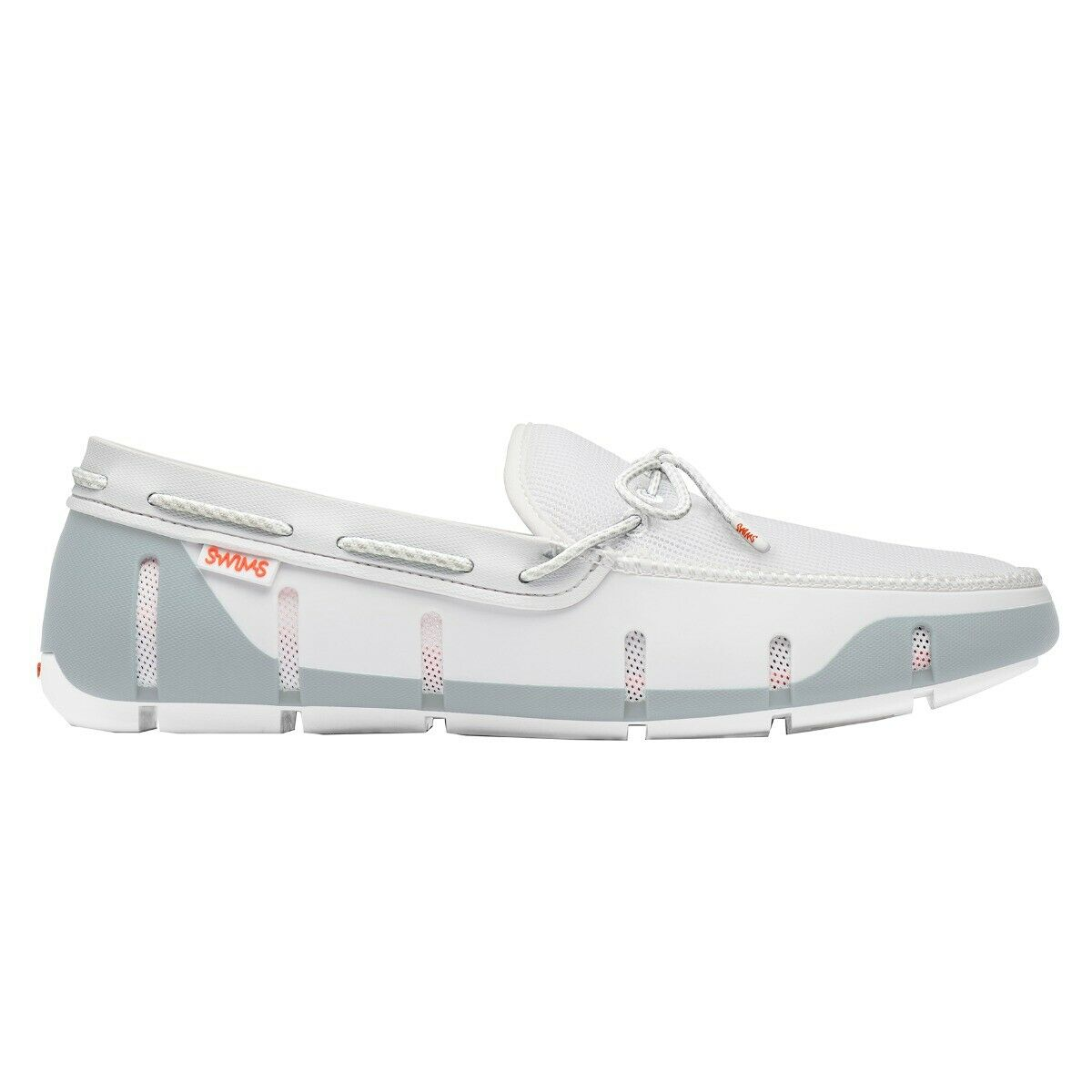 Swims NEW Men's Stride Lace Loafers White Alloy BNWT   great selection & quick delivery