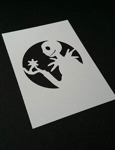 image is loading nightmare before christmas style jack skellington airbrushing stencil