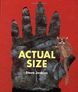 Actual-Size-Bccb-Blue-Ribbon-Nonfiction-Book-Award-Awards-by-Steve-Jenkins