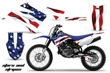 Yamaha Graphic Kit AMR Racing Bike Decal TTR 125 Decal MX Parts 2008-2013 USA