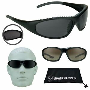 8873919836a4 Image is loading Sport-BIFOCAL-SUNGLASS-READERS-Non-Slip-Wrap-Motorcycle-
