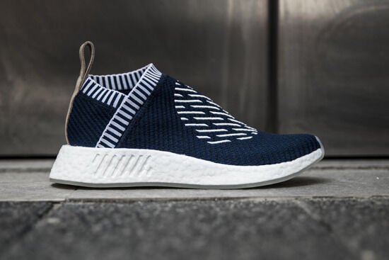 Adidas Adidas Adidas NMD CS2 City Sock 2 Navy PK Size 10. BA7189 yeezy ultra boost 9e9f38