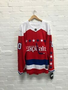 best service 96ea8 be95c Details about Fanatics Washington Capitals NHL Men's LS Alternate Jersey -  M - Holtby 70 - New