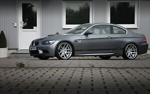 Bmw E92 E93 3 Series M3 Style Side Skirts Conversion For