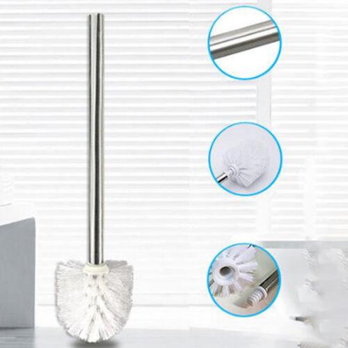 1 X WC Edelstahl Klobürste Wc Badezimmer Reinigungsbürste DE Bequem Exquisit