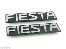 Existencias Antiguas Nuevo FORD FIESTA TAPA DE BARRO INSIGNIAS Emblemas 89-97