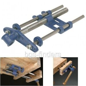 Details About Work Bench Front Vise Woodworking Hardware Portable Large Capacity Tool