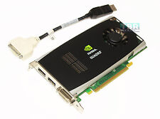 HP Nvidia Quadro FX1800 768MB PCI-E x16 Video Graphics Card FY946AA 508284-001