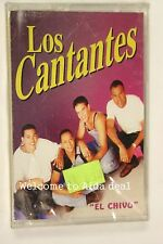 Chivo by Los Cantantes Label: Aries Music Ent.(1997) (Audio Cassette Sealed)
