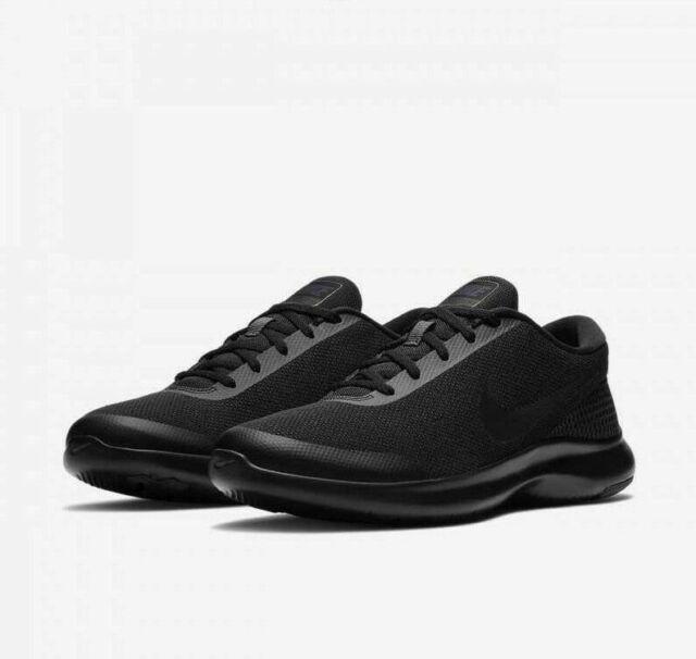 06ac63fcb7bbf Nike Flex Experience RN 7 Men s Running Shoes 908985 002 Black Anthracite  NIB
