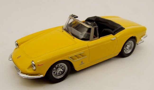 MODEL BEST 9131 - FERRARI 330 GT SPIDER Gelb - 1 43
