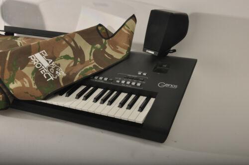Abdeckung für YAMAHA GENOS Keyboard Workstation Camouflage Camo