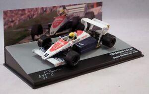 Ingles-TG184-Ayrton-Senna-P9-Gran-Bretana-GP-1984-F1-coches-escala-1-43