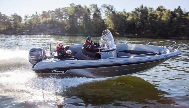 Yamarin 61CC Cross, Speedbåd, årg. 2020