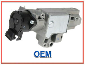 Ignition-Lock-Cylinder-Housing-ACDELCO-W-Passlock-Sensor-GMC-OEM-15795321