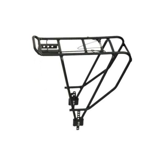 Alloy Rear Bicycle Rack Carrier Bag Luggage Cycle Mountain Bike Rear Carrier
