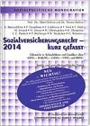 Sozialversicherungsrecht 2014 - kurz gefasst von Alfred Radner und Thomas Radner (2014, Taschenbuch)