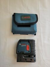 Bosch Professional Gpl 3 3 Point Self Aligning Laser Level With Pouch Tested