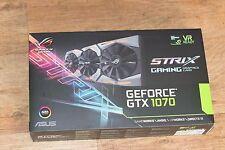 ASUS GeForce GTX 1070 8GB ROG STRIX Graphic Card (STRIX-GTX1070-8G-GAMING) - NEW