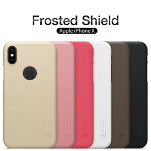 NILLKIN-Frosted-Shield-Phone-Case-Cover-For-iPhone-X-10-XS-TPU-Ultra-Thin