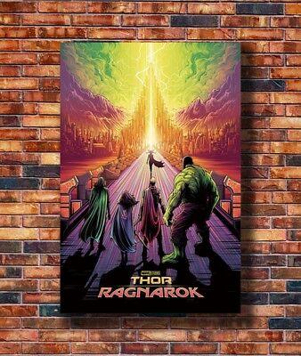 T1933 20x30 24x36 Silk Poster Thor Ragnarok 2017 DC Marvel Comic Art Print