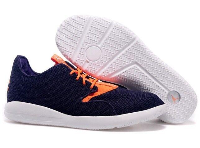 Nike Air Jordan Eclipse Ink Purple Mandarin Sneakers Sz 11 724010-505