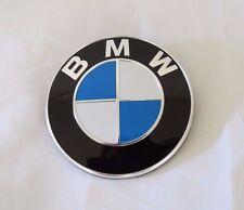 BMW GENUINE OEM TRUNK EMBLEM 00-13 3 SERIES SEDAN/00-06 COUPE BACK ROUND BADGE