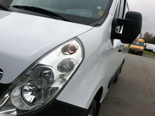 Opel Movano 2,3 CDTi 136 Van L1H1 - billede 4