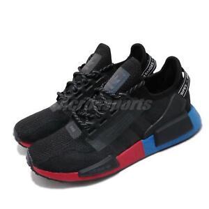 Adidas Nmd R1 V2 Black Blue Red Mens Womens Running Lifestyle