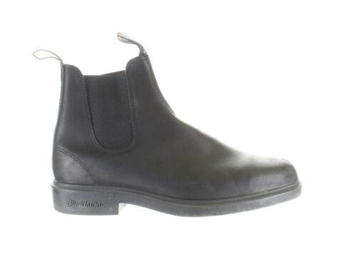 Blundstone Mens Blundstone Black Ankle Boots Size