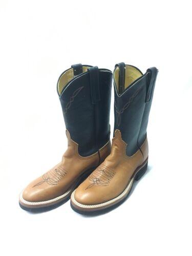 Round brown Anderson Wblack Toe TopsStyle Bean Damessandalen 9419b Boots zVLqSUMGp
