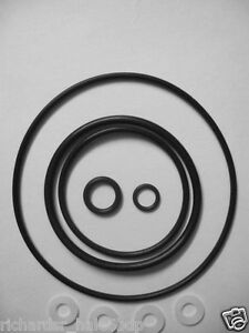 EPDM Material Groco 2-228 O-Ring For ARG Series 500,750,755// R/&S 228G