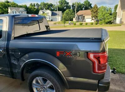 Truxedo Sentry Hard Truck Bed Tonneau Cover 1597701 For 15 21 Ford F150 5 6 Bed 845742012917 Ebay