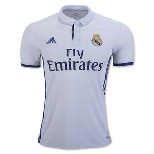 caf02a4fce13d adidas Youth Real Madrid 16 17 Home Jersey Crystal White Raw Purple ...
