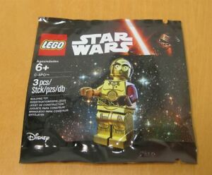 LEGO-5002948-Star-Wars-C-3PO-Polybag-Sammler-Minifigur