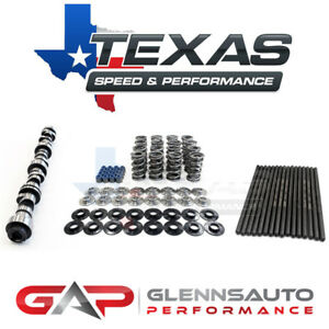 Details about Texas Speed (TSP) Stage 2 L83 VVT Cam Kit - 218/226   635