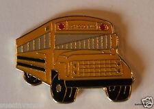 Thanks School Bus Driver Lapel Pin Appreciation Tie Tack Gift Safety Classroom