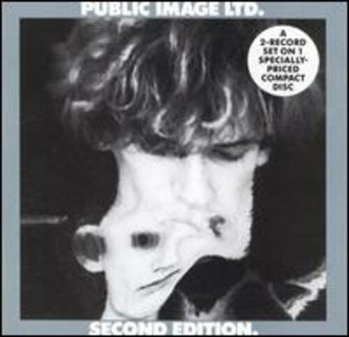 Public Image Ltd. - Second Edition [New CD] Manufactured On Demand
