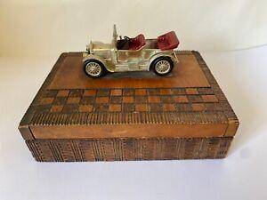 Vintage-Matchbox-Lesney-Models-of-Yesteryear-wooden-storage-box-70s
