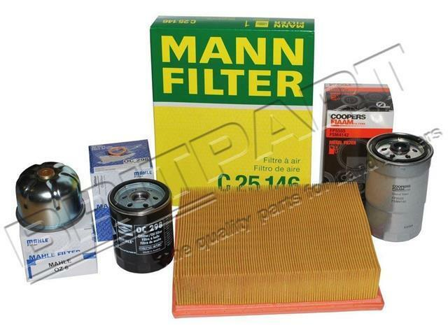 Land Rover Discovery 2 TD5 Service Kit OEM DA6004P