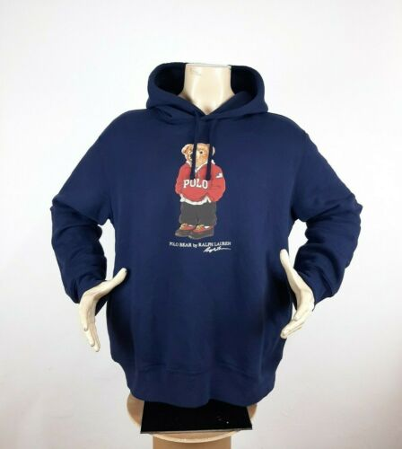 Polo Ralph Lauren Teddy Bear Magic Fleece Hoodie N