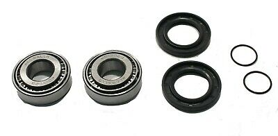 Rear Wheel Ball Bearings Seals Kit Fits YAMAHA TRI-MOTO 225 YTM225D 1983-1986