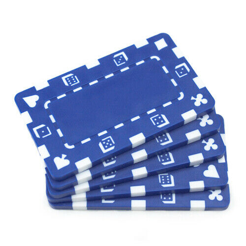 Chips Bulk Lot Of 60 32g Blank Rectangular Square Poker Chips Plaques Pick Colors Collectibles Thrivingkidsconnection Com
