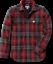 102887-NUOVO CARHARTT Hubbard Slim Fit flannel shirt camicia Boscaiolo