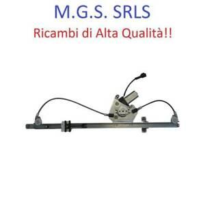 ALZAVETRO ALZACRISTALLI ANTERIORE SINISTRO ELET ANT SX FIAT DUCATO 06/>